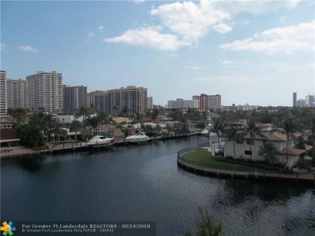 201 Golden Isles Dr. #505, Hallandale, FL 33009 (MLS #F10114180) :: Green Realty Properties