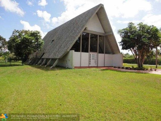 2900 SW 139th Ave, Davie, FL 33330 (MLS #F10114239) :: Green Realty Properties