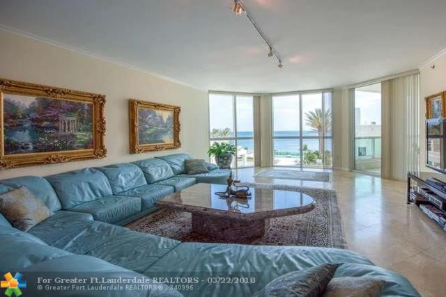 101 S Fort Lauderdale Beach Blvd #802, Fort Lauderdale, FL 33316 (MLS #F10114304) :: Green Realty Properties
