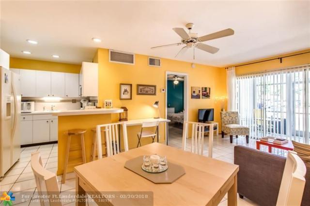 3040 NE 16th Ave #104, Oakland Park, FL 33334 (MLS #F10114323) :: Green Realty Properties