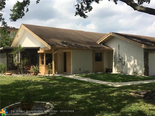 249 NW 65th Ter, Plantation, FL 33317 (MLS #F10114505) :: The Dixon Group