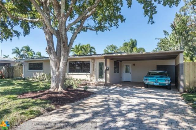 2741 NE 10th Ter, Wilton Manors, FL 33334 (MLS #F10114529) :: Green Realty Properties