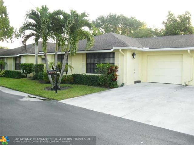 9770 Pecan Tree Dr A, Boynton Beach, FL 33436 (MLS #F10114569) :: The Dixon Group