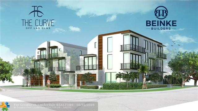 106 NE 16 Ter #106, Fort Lauderdale, FL 33301 (MLS #F10114571) :: Green Realty Properties