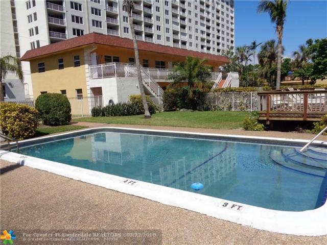 2131 N Ocean Blvd #17, Fort Lauderdale, FL 33305 (MLS #F10114572) :: The Dixon Group
