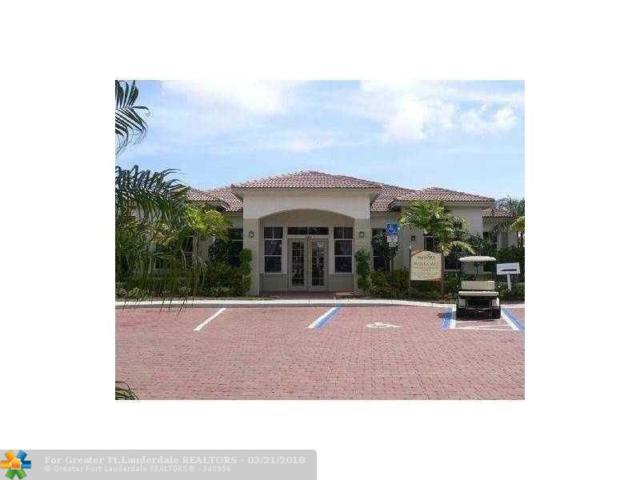 1980 Alamanda Way #1980, Riviera Beach, FL 33404 (MLS #F10114584) :: The Dixon Group