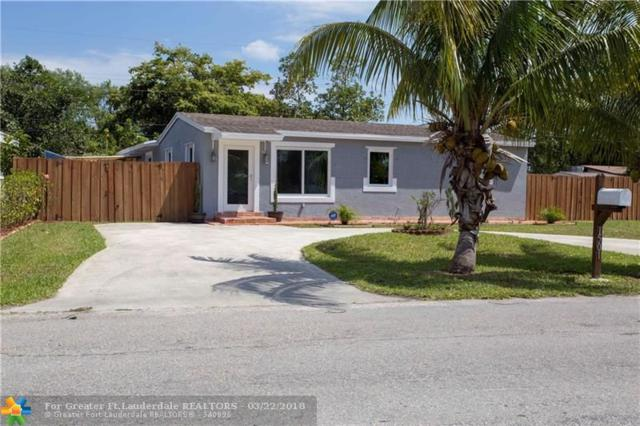 1501 N 71st Ave, Hollywood, FL 33024 (MLS #F10114624) :: The Dixon Group