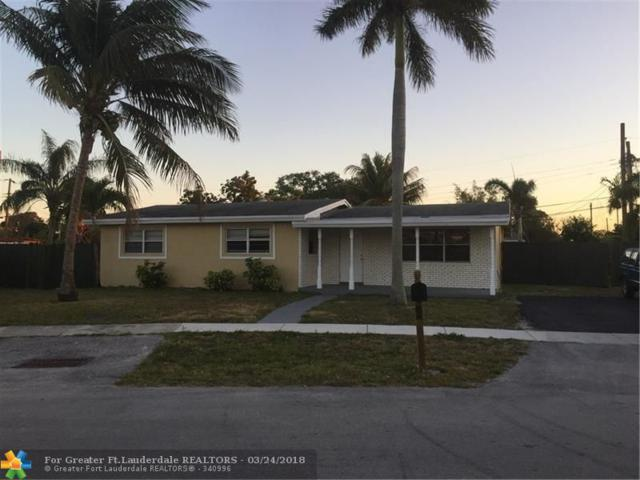 1148 NW 16th Ct, Fort Lauderdale, FL 33311 (MLS #F10114785) :: Green Realty Properties