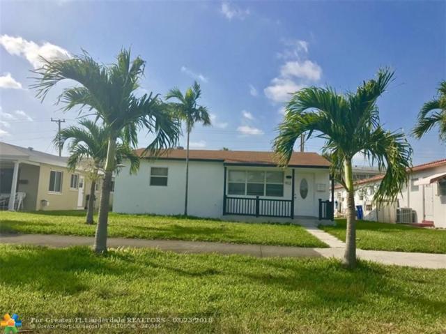 912 NE 10th St, Hallandale, FL 33009 (MLS #F10114821) :: Green Realty Properties