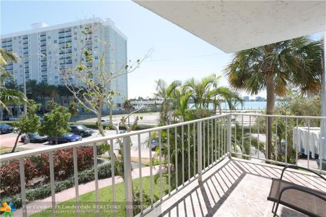 6801 Indian Creek Dr #201, Miami Beach, FL 33141 (MLS #F10114894) :: Green Realty Properties