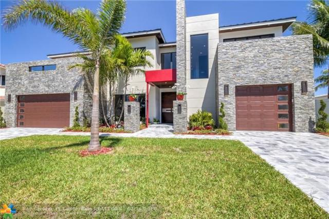 2601 NE 48th St, Lighthouse Point, FL 33064 (MLS #F10115138) :: Green Realty Properties
