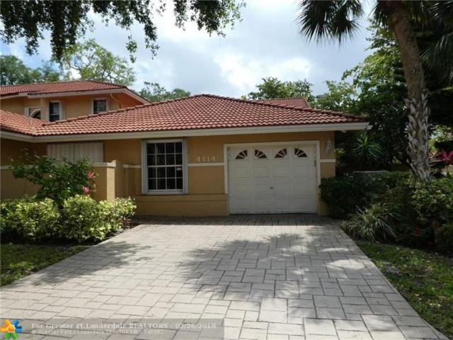 4114 Carriage Dr 5N, Pompano Beach, FL 33069 (MLS #F10115157) :: Green Realty Properties