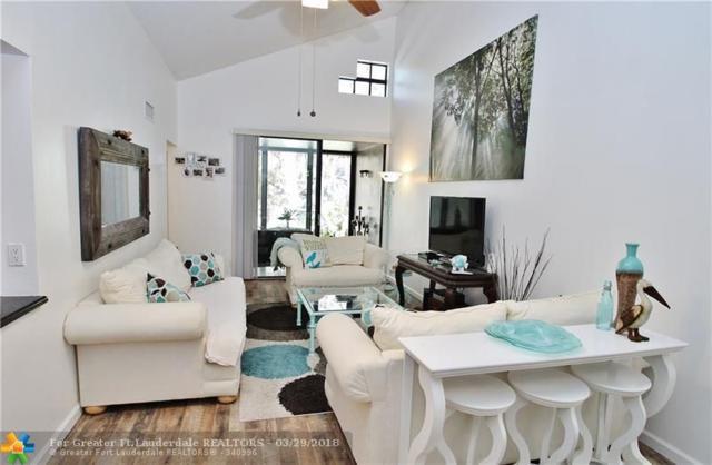 211 Lake Pointe Dr #203, Oakland Park, FL 33309 (MLS #F10115206) :: Green Realty Properties