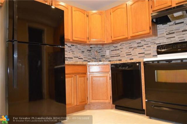 5618 NW 16th St #6, Lauderhill, FL 33313 (MLS #F10115222) :: Green Realty Properties