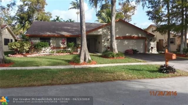 7961 NW 54TH ST, Lauderhill, FL 33351 (MLS #F10115418) :: Green Realty Properties