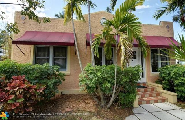 109 SE 12th Ave, Fort Lauderdale, FL 33301 (MLS #F10115569) :: Green Realty Properties