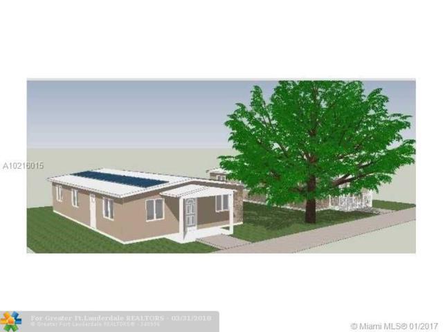 4523 SW 26th St, Dania Beach, FL 33312 (MLS #F10115573) :: Green Realty Properties