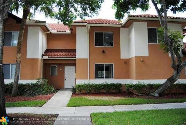 775 NW 91st Ter #775, Plantation, FL 33324 (MLS #F10115605) :: Green Realty Properties