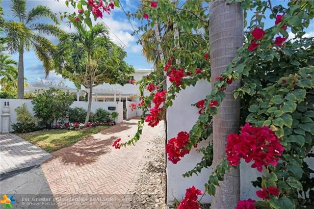 9 Middlesex Dr #9, Wilton Manors, FL 33305 (MLS #F10115652) :: Green Realty Properties