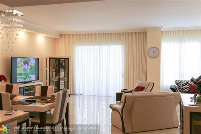 600 Three Islands Blvd #112, Hallandale, FL 33009 (MLS #F10115763) :: Green Realty Properties