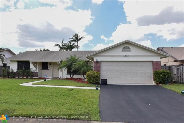 5245 SW 119th Ave, Cooper City, FL 33330 (MLS #F10115818) :: Green Realty Properties