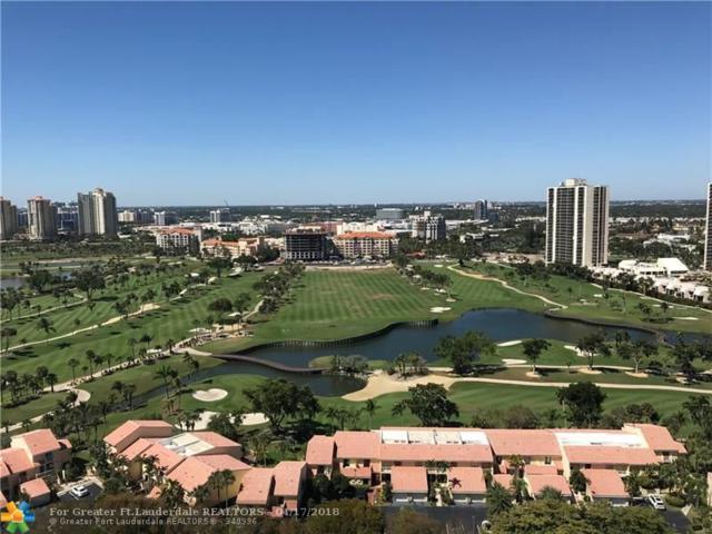 20225 NE 34th Ct #2417, Aventura, FL 33180 (MLS #F10115825) :: Green Realty Properties