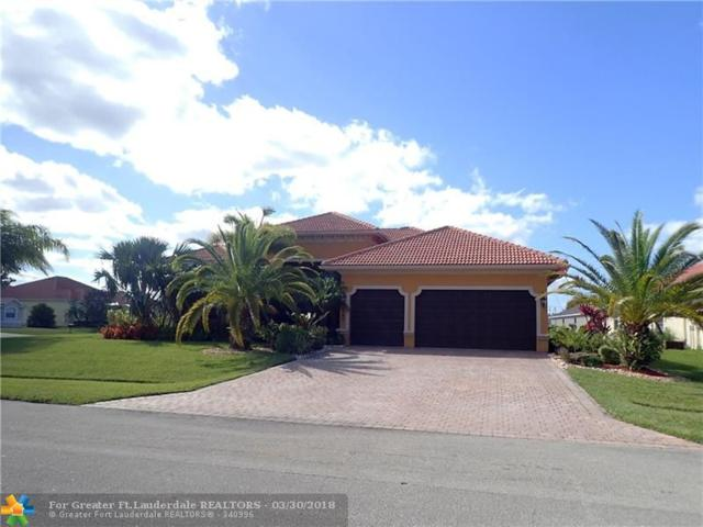 5390 NW Akbar Terrace, Port Saint Lucie, FL 34986 (MLS #F10115831) :: Green Realty Properties