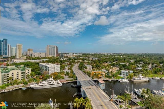 600 W Las Olas Blvd 1501S, Fort Lauderdale, FL 33312 (MLS #F10115885) :: Green Realty Properties