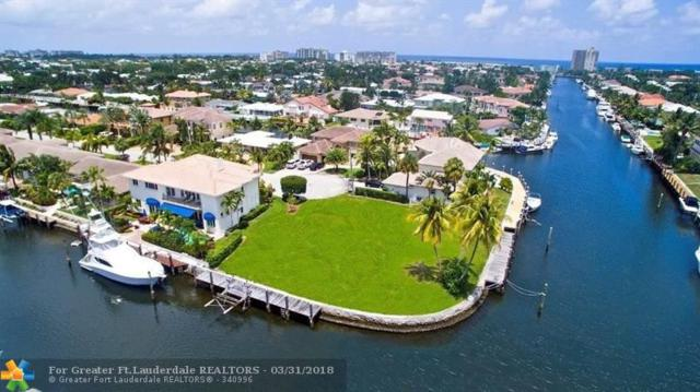 3701 NE 26th Ave, Lighthouse Point, FL 33064 (MLS #F10115946) :: Green Realty Properties