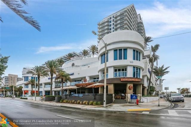 505 N Fort Lauderdale Beach Blvd #224, Fort Lauderdale, FL 33304 (MLS #F10115947) :: Green Realty Properties