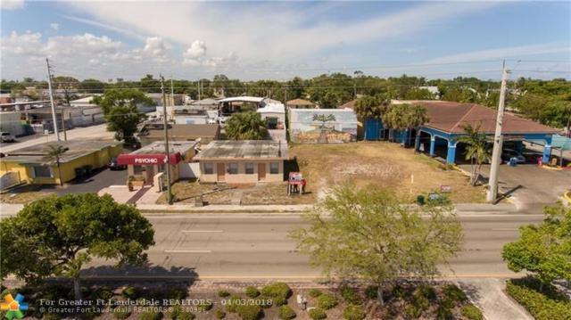 E Oakland Park Blvd, Oakland Park, FL 33334 (MLS #F10115953) :: Green Realty Properties