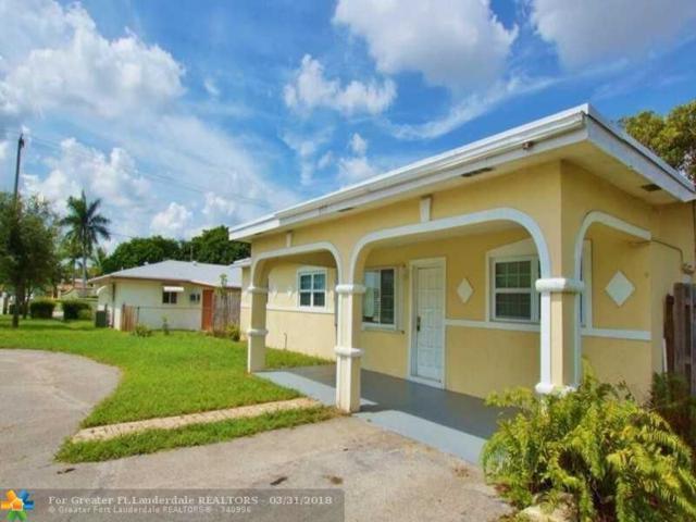 851 S Cypress Rd, Pompano Beach, FL 33060 (MLS #F10115982) :: Green Realty Properties