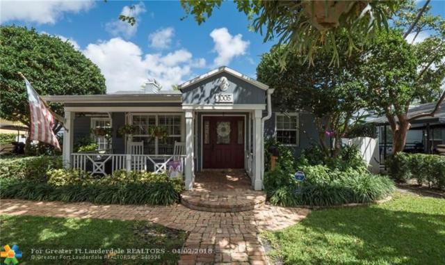 1005 SE 6th Ct, Fort Lauderdale, FL 33301 (MLS #F10116055) :: Green Realty Properties