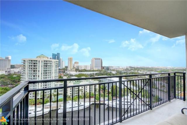600 W Las Olas Blvd #1407, Fort Lauderdale, FL 33312 (MLS #F10116098) :: Green Realty Properties