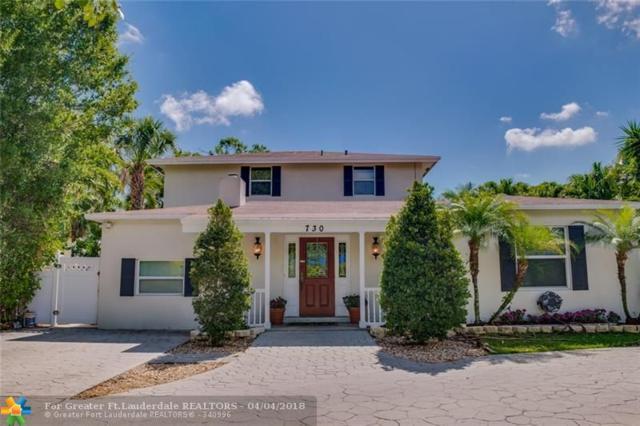 730 Coconut Dr, Fort Lauderdale, FL 33315 (MLS #F10116122) :: Green Realty Properties