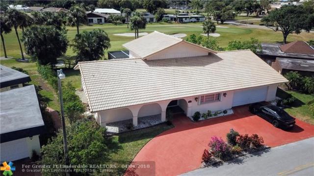 5710 S Travelers Palm Ln, Tamarac, FL 33319 (MLS #F10116124) :: Green Realty Properties