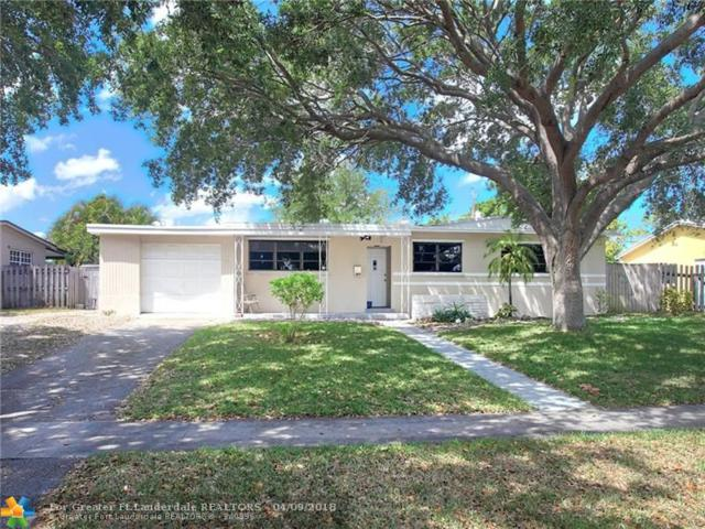 6829 NW 14th St, Plantation, FL 33313 (MLS #F10116228) :: Green Realty Properties