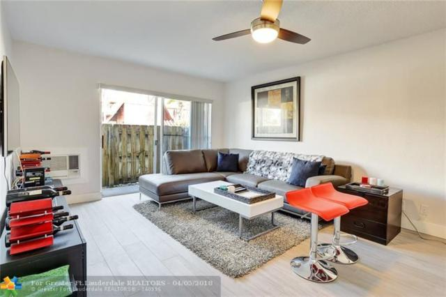 3220 Bayview Dr #103, Fort Lauderdale, FL 33306 (MLS #F10116246) :: Green Realty Properties