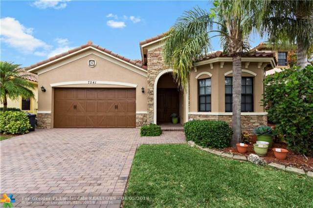 7541 NW 112th Ter, Parkland, FL 33076 (MLS #F10116313) :: Green Realty Properties