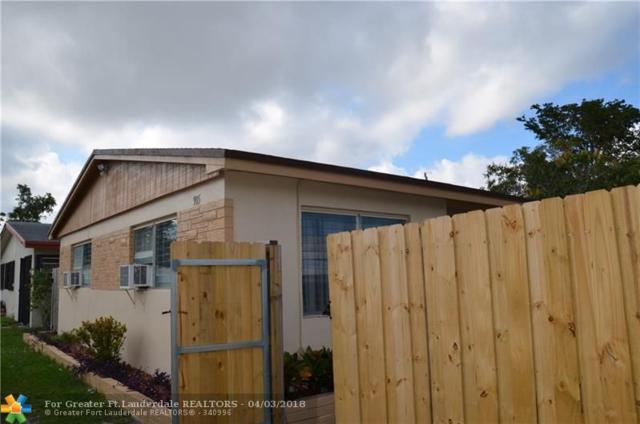 905 NE 10th Ave, Pompano Beach, FL 33060 (MLS #F10116350) :: Green Realty Properties