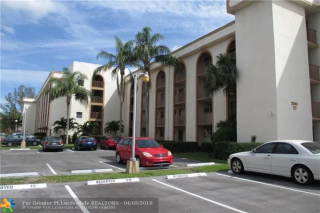 3241 Holiday Springs Blvd #210, Margate, FL 33063 (MLS #F10116388) :: Green Realty Properties