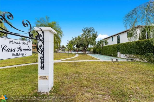 580 Egret Dr #120, Hallandale, FL 33009 (MLS #F10116505) :: Green Realty Properties