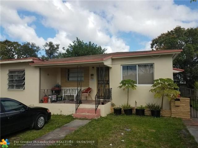 1447 NW 37th St, Miami, FL 33142 (MLS #F10116631) :: Green Realty Properties