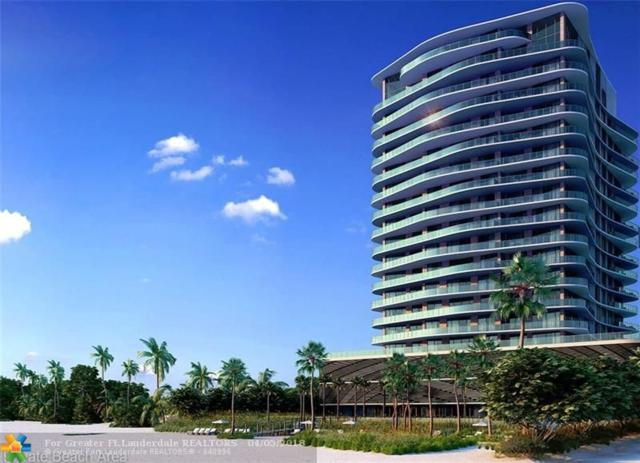 730 N Ocean Blvd #1503, Pompano Beach, FL 33062 (MLS #F10116763) :: Green Realty Properties