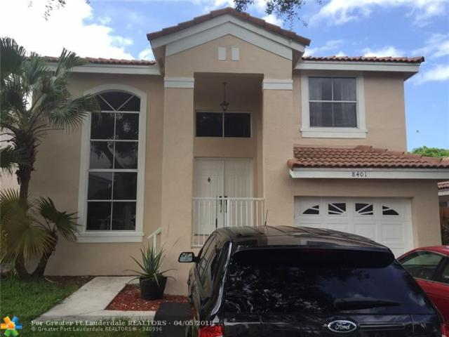 8401 SW 44th Pl, Davie, FL 33328 (MLS #F10116804) :: Green Realty Properties