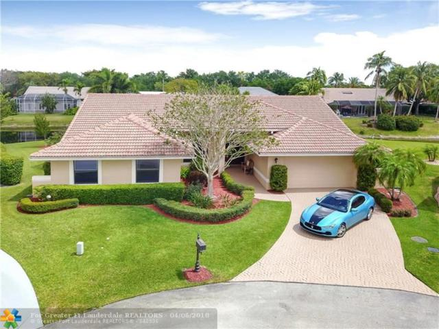 6001 NW 62nd Ct, Parkland, FL 33067 (MLS #F10116840) :: Green Realty Properties
