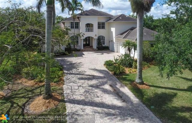 11860 NW 4th St, Plantation, FL 33325 (MLS #F10116906) :: Green Realty Properties