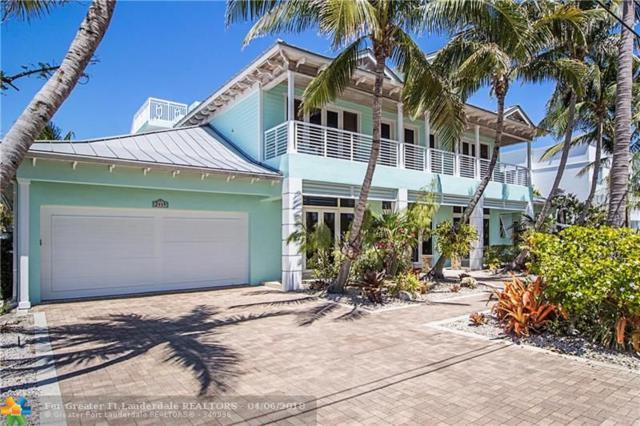 2449 NE 24th St, Lighthouse Point, FL 33064 (MLS #F10116972) :: Green Realty Properties