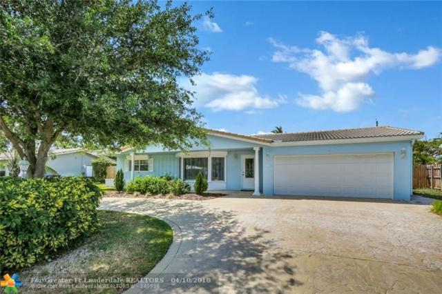 4201 NE 22nd Ter, Lighthouse Point, FL 33064 (MLS #F10116979) :: The O'Flaherty Team