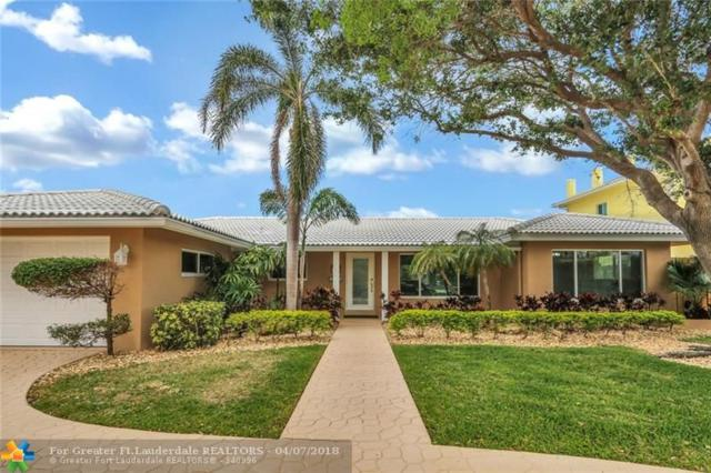 3416 NE 29th Ave, Lighthouse Point, FL 33064 (MLS #F10117006) :: Green Realty Properties